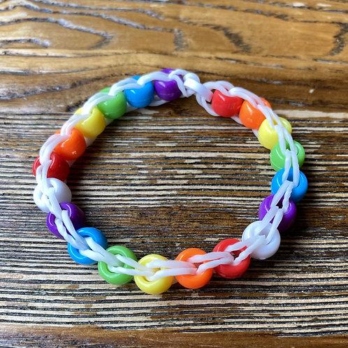 LGBTQ bracelet