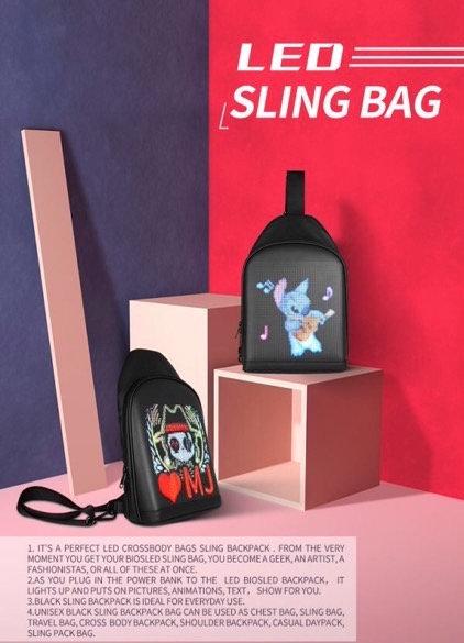 Entrepreneur Sling Bag