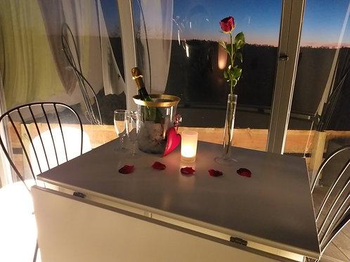 Ambiance romantique dès 20 €
