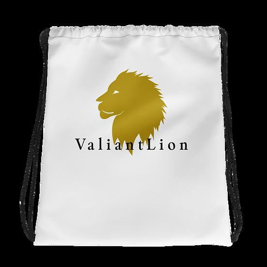 ValiantLion's Drawstring Bag