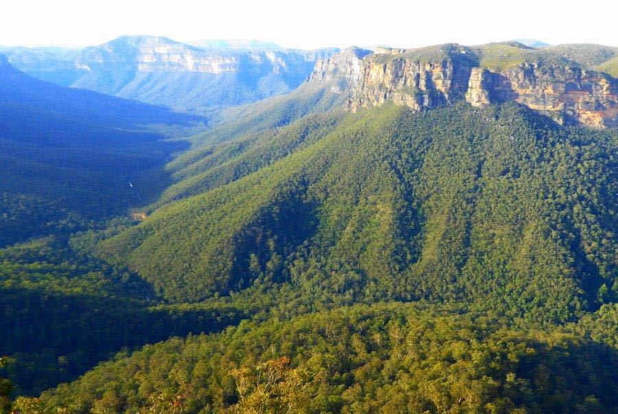 Blue Mountains Traverse NSW