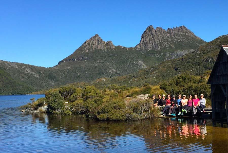 Cradle Mountain Walk (Tasmania)