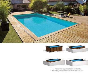 Univers Piscine Wittelsheim, piscine hors sol haut rhin mulhouse pisciniste