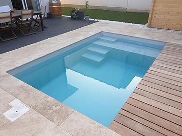 Univers Piscine, piscine coque Mulhouse wittelsheim alsace aménagement extérieur devis gratuit