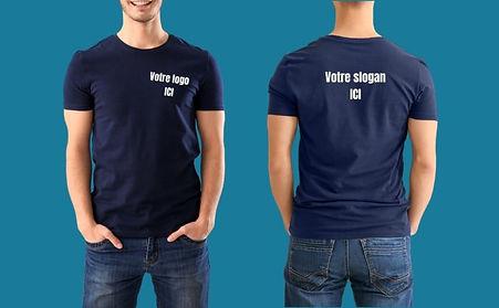 vêtements personnalisés burnhaupt 68PointCom tee-shirt publicitaire flocage tee-shirt entr