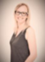 Leila chef de projet de l'agence de communication 68 Point Com' Mulhouse