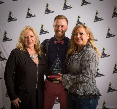 Prevost Honoured By The Saskatchewan Country Music Association.