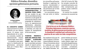 Ley deconcesiones de puertos y APPs