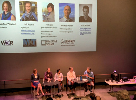 MXTreality CEO JEFF RAYNER JOINS MIT PANEL AT PACIFIC SCIENCE CENTER