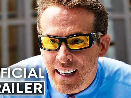 Ryan Reynolds Free Guy Trailer: Augmented Reality Gets Major Mainstream Exposure