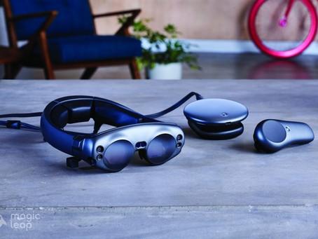 Magic Leap looks like a step forward rather than a leap…Why should anyone buy the Magic Leap AR head
