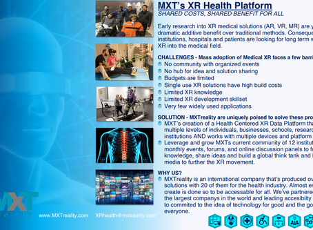 Join our Medical XR Think Tank