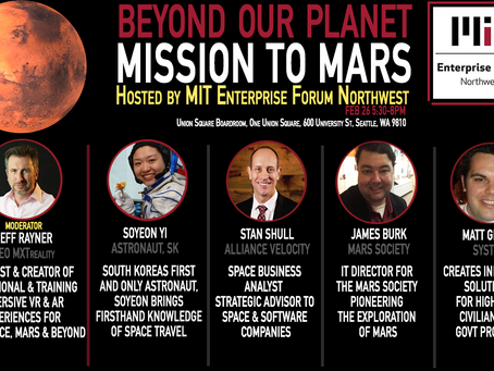 Join Us Wednesday: MIT panel discuss Mars with You