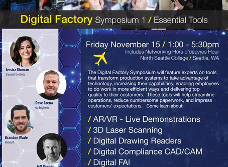 PNAA - The Digital Factory - Future Tech in Aerospace (video presentations)