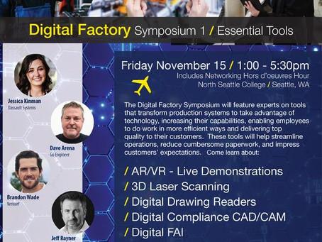 PNAA - The Digital Factory - Future Tech in Aerospace (video presentations)