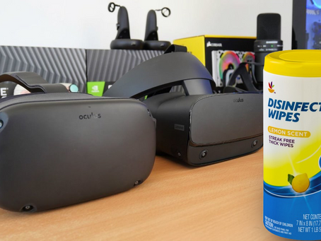 Why are VR companies seeing Corona Virus as an opportunity?
