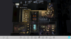 Building from above night (Small)