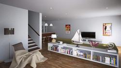TV room OptionA