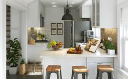 Kitchen v2 - final render
