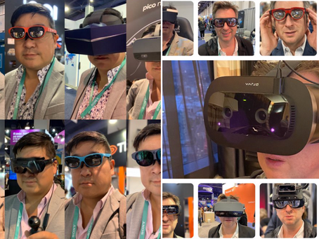 VR/AR Took Over CES 2020: What's Next?