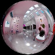 COVID museum - entry  360 bubble (Small)