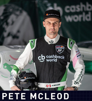 #84 PETE MCLEOD (CAN)