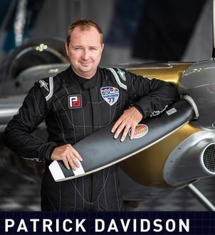 #77 PATRICK DAVIDSON (SA)