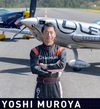 #31 YOSHI MUROYA (JAP)