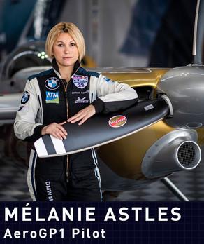 #33 MELANIE ASTLES (FRA)