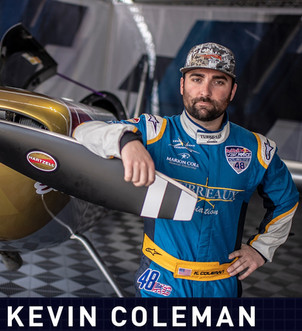 #48 KEVIN COLEMAN (USA)