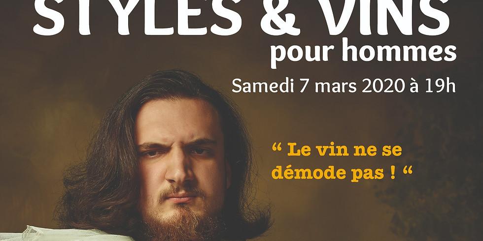 Styles & Vins pour Hommes