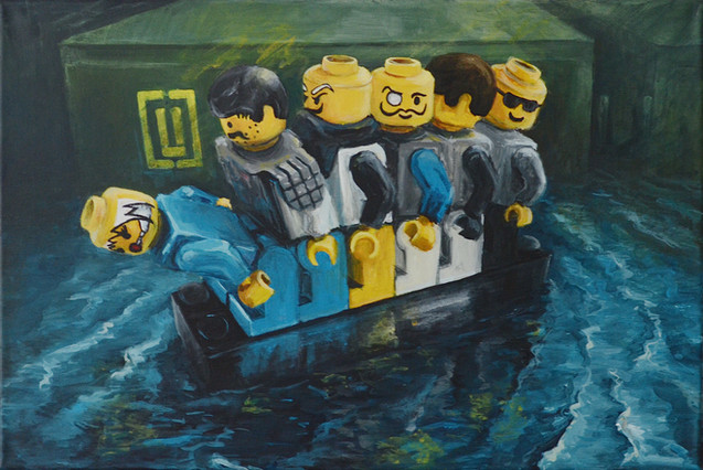 Lego svět I.
