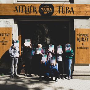 Výtvarné kurzy v Ateliéru TUBA
