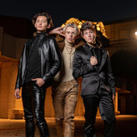 Kyle, Miles, and Kolten