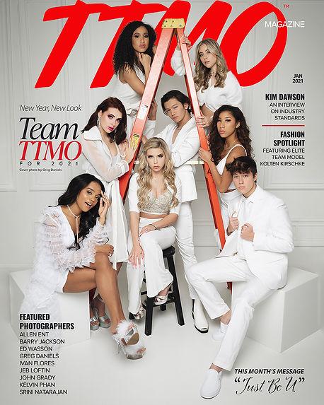 TTMO January 2021 Issue Cover