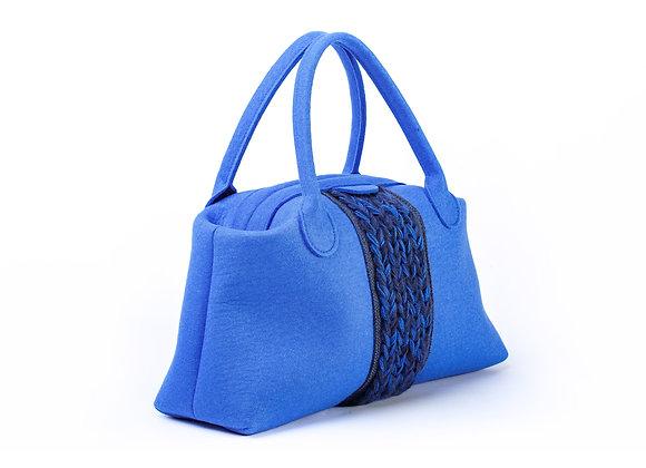 Feltstyle Plait handbag L size