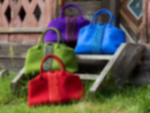 Handmade bags,toys,accessories from high quality natural materials