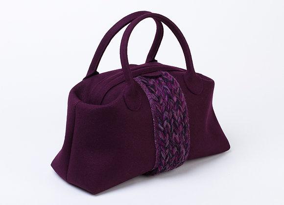 Feltstyle Plait bag