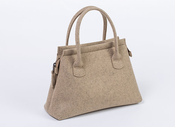 Feltstyle Business Tote  / Sahara / Sale - 70%