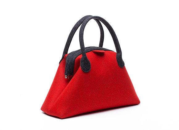 Feltstyle Trapeze handbag
