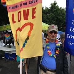 GT Dems & Indivisibles At Up North Pride Parade