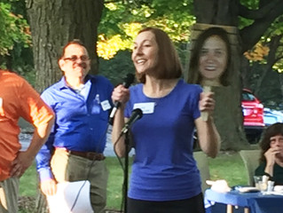 GT Dems Host Potential Candidates