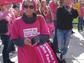 Report on Planned Parenthood 'Day of Action'