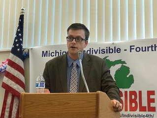 Northern Michigan Indivisible Summit in Mt. Pleasant Brings Democrats and Indivisibles Together