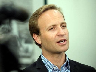 Lt. Gov. Brian Calley Holds Town Hall