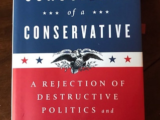 Review of Conscience of a Conservative: A Reflection of Destructive Politics and a Return to Princip