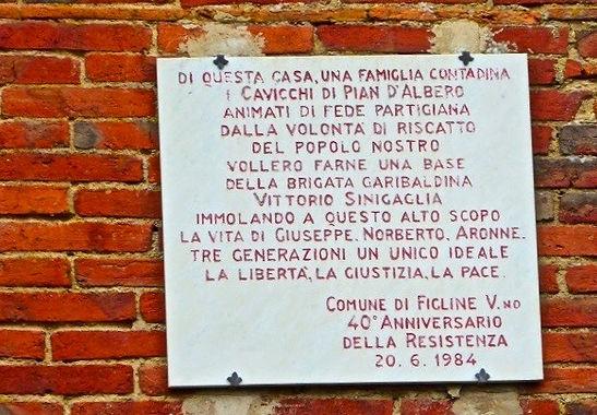 Details of Pian d'Albero in Figline Valdarno in the Chianti area