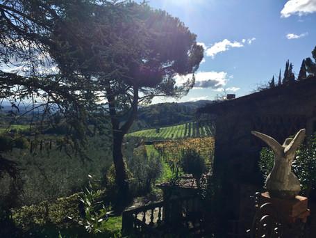 Agriturismo Fattoria Celle - tuscan countryside