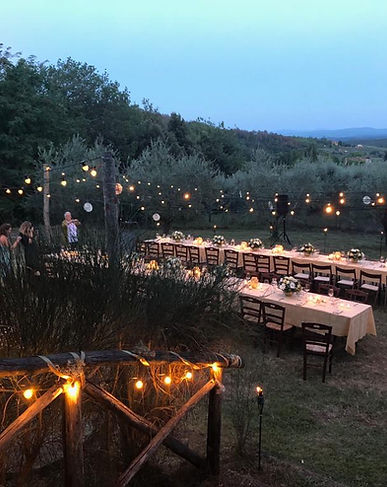 Agriturismo Fattoria Celle - weddings and events