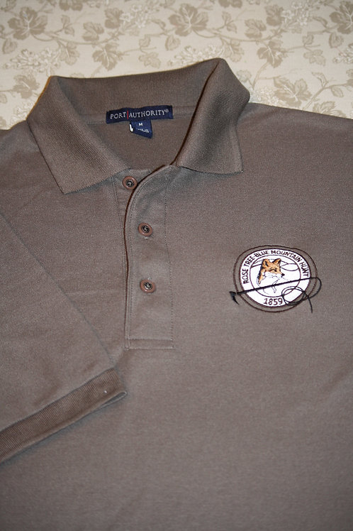 RT-BMH Unisex Short Sleeve Polo Shirt